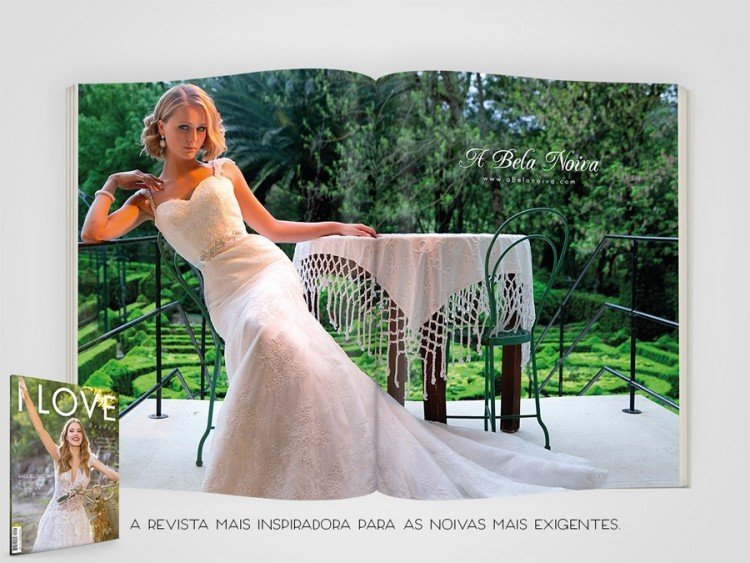 I LOVE Brides - Revista ano1 nº1