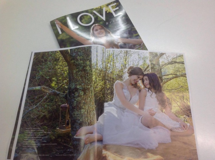 Editorial I LOVE Brides