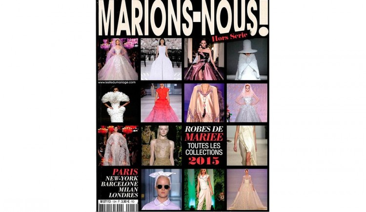 MARIONS-NOUS - Coliector Issue 2014