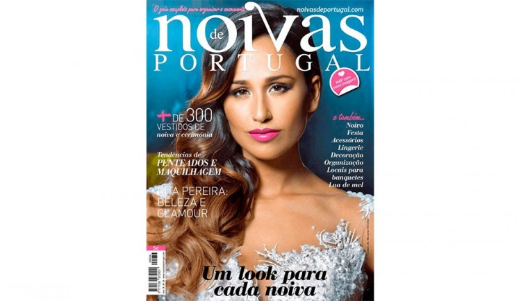 "Publication in ""Brides of Portugal"" with Rita Pereira 2"